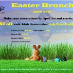 Easter Brunch at Good Times of Olean 2019