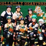 Fresh Meat Boot Camp Enchanted Mountain Roller Derby