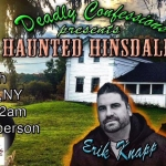 Ghost Hunt with Erik Knapp and Lucky Belcamino