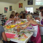 Art Classes at Cinnamon Fern Studio