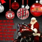 Santa at Gowanda Harley 2017