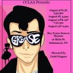 Grease at the Ray Evans Seneca Theater in Salamanca