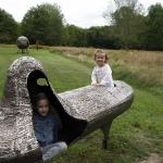 Griffis Sculpture Park Opening 2019