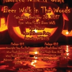 Halloween at the Woods at Bear Creek