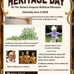 Seneca Museum Heritage Day 2018