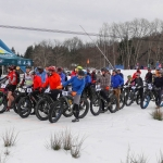 Fat Bike Race at Holimont