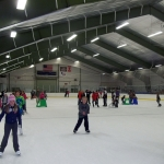 Ice Skating at the William O Smith Rec Center