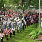 Memorial Day Parade in Allegany