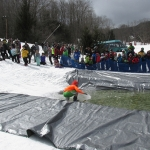 Holiday Valley's Pond Skimming