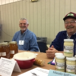 Talk to the folks who make honey and horseradish from Hinsdale, NY