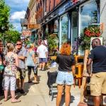 Ellicottville Street Scene