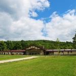 Quaker Bathhouse in Allegany State Park