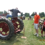 South Dayton Fall Tractor Pull