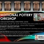 Pottery Flyer