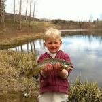 Kids fishing clinic with Adventure Bound on the Fly