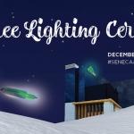 Tree Lighting Ceremony at Seneca Allegany Casino