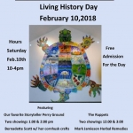 Living History Day at the Seneca Iroquois National Museum
