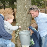Sugaring at Sprague's Maple Farms and Restaurant