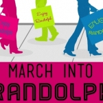 March into Randolph in March!