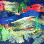 Medis Kent Fabric Art