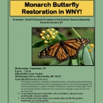 Monarch Butterfly Restoration at Nannen Arboretum