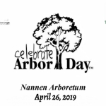 Nannen Arboretum Arbor Day Celebration