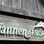 Nannen Arboretum Sign