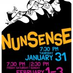 Nunsense poster
