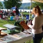 Family Beach Party at Allegany State Park