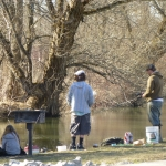 Trout Season in Cattaraugus County