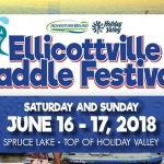 PaddleFestival 2018 in Ellicottville