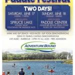 2018 Paddle Festival Spruce Lake