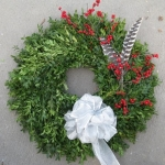 Pfeiffer Nature Center Wreath Sale 2018