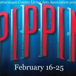 Pippin at the Ray Evans Seneca Theater