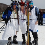 Holiday Valley's Winter Carnival and Mardi Gras Weekend