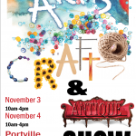 Portville Arts N Crafts Show 2018