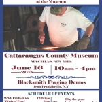 2018 Family Day at the Cattaraugus County Museum