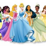 Dress like your favorite princess!