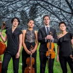 Friends of Good Music presents The Argus String Quartet