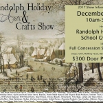 2017 Randolph School Arts $ Crafts Show