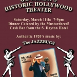 Historic Hollywood Theater's Roaring 20s event