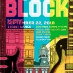 """""""Rock The Block"""" Allegany NY"""