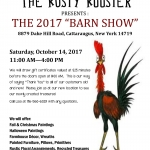 The Barn Show 2017 Cattaraugus