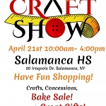 Salamanca High School Craft Show 2018