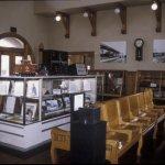 Inside the Salamanca Rail Museum