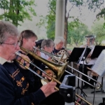 2019 Summer at the Stone House Bent Brass
