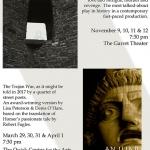 theater season poster