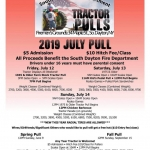 2019 South Dayton Summer Tractor Pull