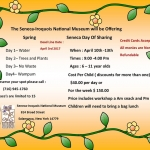 Spring Sharing Days at Seneca Iroquois National Museum