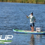 SUP Fly Fishing with Adventure Bound on the Fly